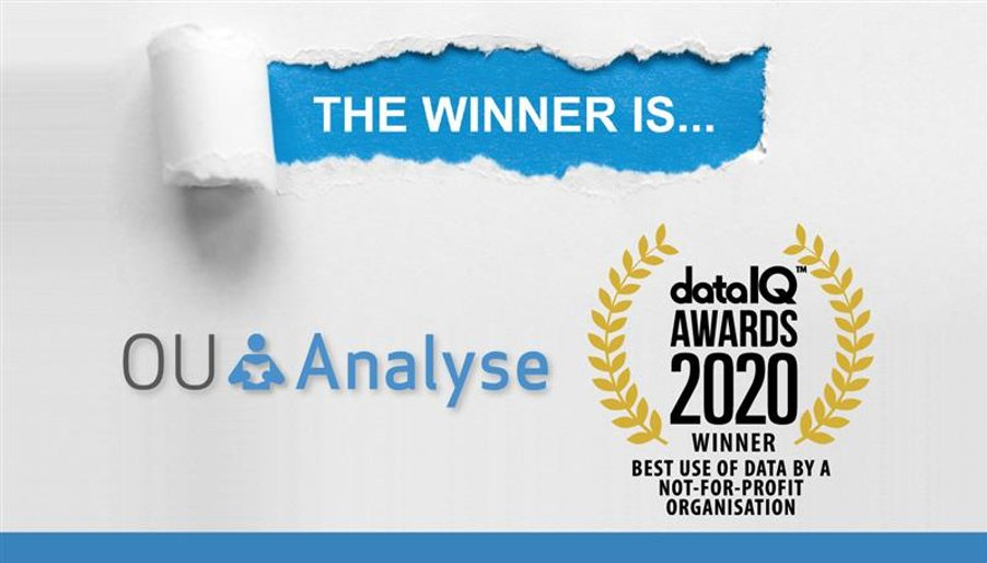 OUAnalyse DataIQ 2020 Awards